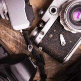 「カメラの仕組み」歴史。進化。種類。初心者の為の基礎知識
