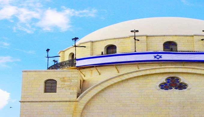 ユダヤの寺院