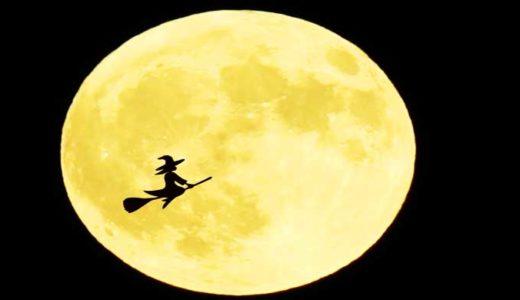 「黒魔術と魔女」悪魔と交わる人達の魔法。なぜほうきで空を飛べるのか