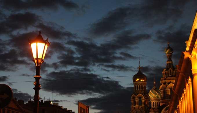 サンクトペテルブルグの闇