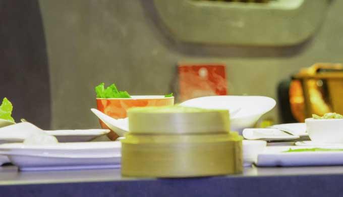 古い中華料理