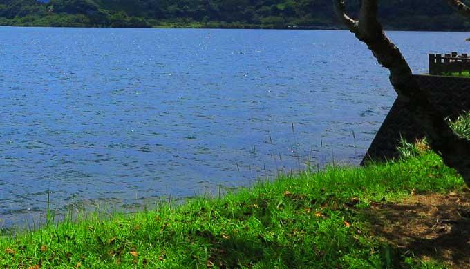 アグリッパの見ていた湖