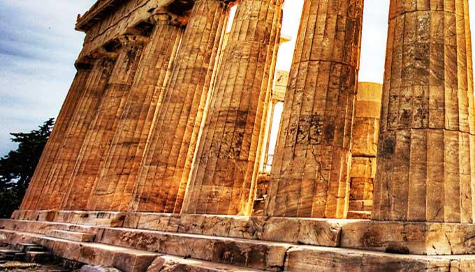 ギリシアの遺跡