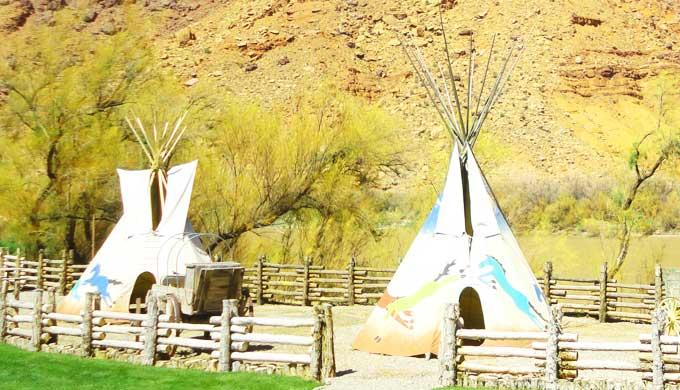 アメリカ先住民の道具