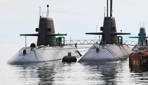 「潜水艦の構造と仕組み」空気と海水。浮力と推進力をいかに得るか