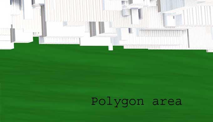 3Dポリゴンの世界