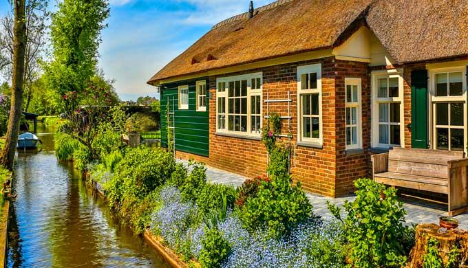 オランダの家