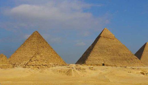 「エジプトのピラミッド」作り方の謎は解明されてるか。オリオンの三つ星か
