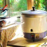「日本料理の基礎」おいしい水、薄口醤油、行平鍋、火の使い方
