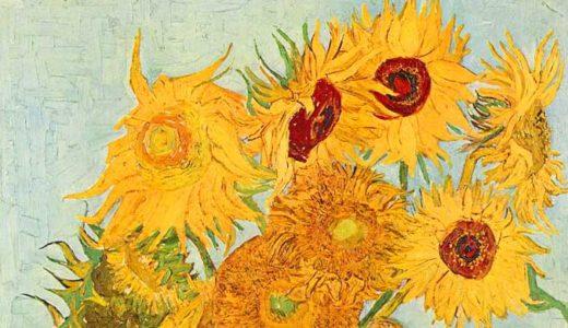 「ゴッホの生涯」弟への手紙、神への愛、黄色を愛した炎の画家の生い立ち
