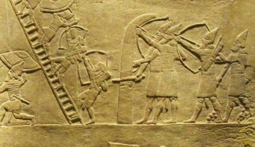 「アッカド語の発見」楔形文字の初期研究史。メソポタミア探求の第一の鍵