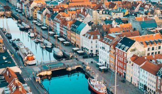 「デンマーク」王室の船、神話に書かれた起源、世界最古の遊園地