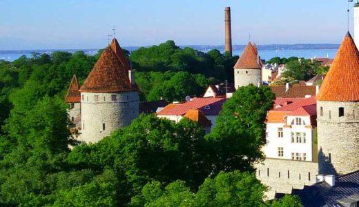 「エストニア」国旗の由来、民族の言語。独立に努めた人々
