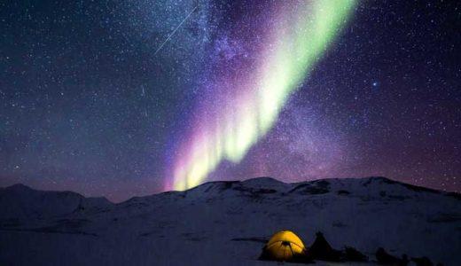 「オーロラの魔獣」感想と考察。究極的な天然冷凍、科学世界と自然