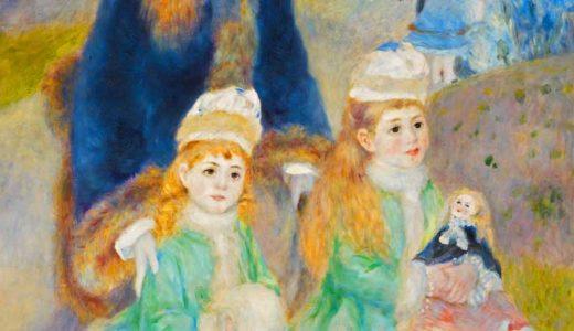「ピエール=オーギュスト・ルノワール」古きよき時代に憧れ続けた生命力の画家