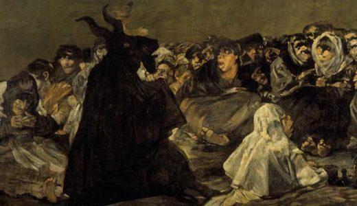 「フランシスコ・デ・ゴヤ」戦争と権力への怒り、天使たちと悪魔